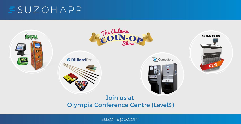 SUZOHAPP brings new innovations at ACOS