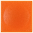 Inlay - Square Orange 35x35 mm - 26-0603-3
