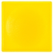 Inlay - Square Yellow 35x35 mm - 26-0603-4