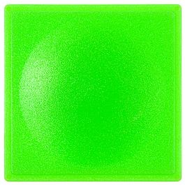 Inlay Square Green 35x35 mm - 26-0603-5