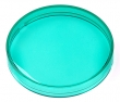 Lens Cap - Green Round 31 mm - 26-0662-5