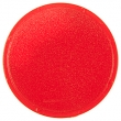 Inlay - rond 31 mm rouge - 26-0663-2