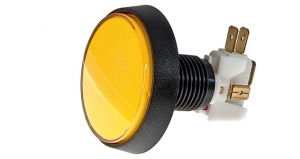 Bouton ron 63 mm jaune - 26-0680-4