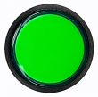 Combo Pushbutton, Small Round, Green - 26-2060-5