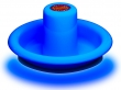 Air hockey hammer Twister - Blue - 30-0041-6