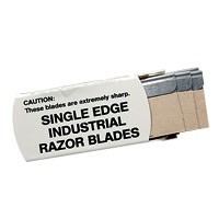 Razor Blades Single Edge 100pcs - 49-0926-00