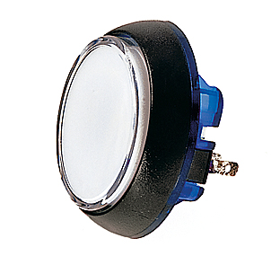 Snap Tab Illuminated Pushbutton Round - 57-1820-02