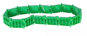 Green belt Assembly - 16pcs - EV0050-4