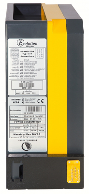 Evolution Hopper - Standard parallel Schnittstellen, 16.25-20.9 mm - EV01004